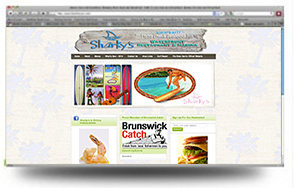 Sharky's Waterfont Restaurant Ocean Isle Beach NC