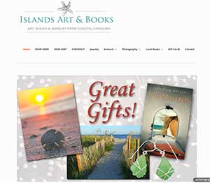 Islands Art & Books Online Store